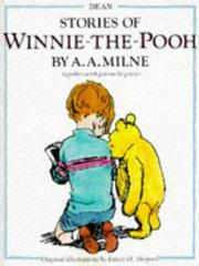 Cover of: Stories of Winnie the Pooh | A. A. Milne