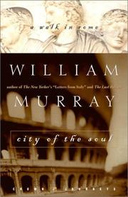 Cover of: City of the Soul | William Murray