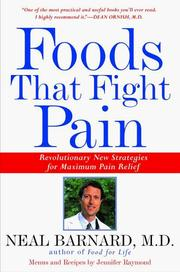 Cover of: Foods That Fight Pain | Neal Barnard