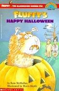 Cover of: Fluffy's Happy Halloween (Fluffy the Classroom Guinea Pig) | Kate McMullan