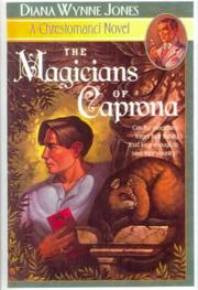 Cover of: The Magicians of Caprona | Diana Wynne Jones