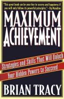 Cover of: Maximum Achievement by Brian Tracy
