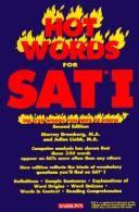 Cover of: Hot words for SAT I | Murray Bromberg