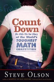 Cover of: Count Down | Steve Olson