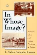 Cover of: In whose image? | A. M. Simone