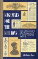 Cover of: Magazines for the millions | Helen Damon-Moore