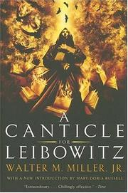 Cover of: A Canticle for Leibowitz by Walter M. Miller
