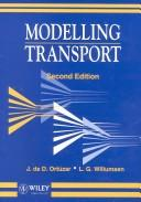 Cover of: Modelling transport by Juan de Dios Ortúzar S.