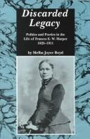 Cover of: Discarded legacy by Melba Joyce Boyd