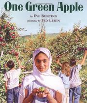 Cover of: One green apple by Eve Bunting