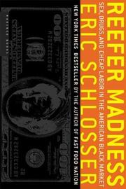 Cover of: Reefer Madness by Eric Schlosser
