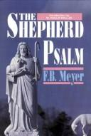 Cover of: The Shepherd Psalm | Meyer, F. B.