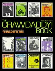 Cover of: The Crawdaddy! Book by Paul Williams