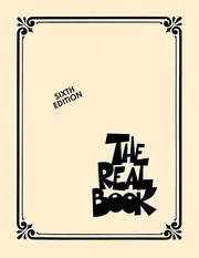 Cover of: The Real Book | Various Artists