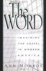 Cover of: The Word by Ann Monroe
