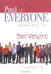 Cover of: Paul for Everyone: Romans by N. T. Wright