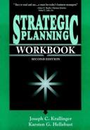 Cover of: Strategic planning workbook | Joseph C. Krallinger