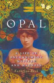Cover of: Opal | Kathrine Beck