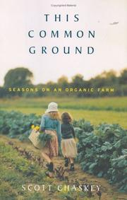 Cover of: This Common Ground | Scott Chaskey