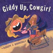 Cover of: Giddy up, Cowgirl by Jarrett Krosoczka