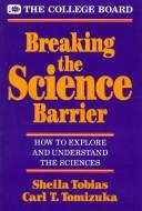 Cover of: Breaking the science barrier | Sheila Tobias