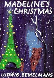 Cover of: Madeline's Christmas | Ludwig Bemelmans