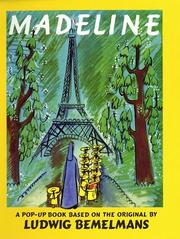 Cover of: Madeline Pop-up Book | Ludwig Bemelmans