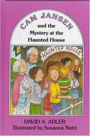 Cover of: Cam Jansen and the mystery at the haunted house | David A. Adler