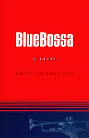 Cover of: Blue Bossa by Bart Schneider