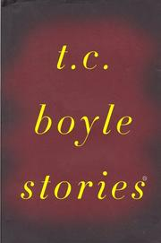 Cover of: Short stories | T. Coraghessan Boyle