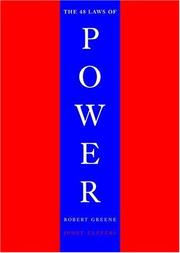 Cover of: The 48 laws of power by Robert Greene
