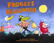 Cover of: Froggy's Halloween by Jonathan London