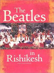 Cover of: The Beatles in Rishikesh | Paul Saltzman