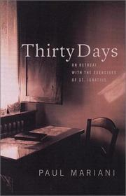 Cover of: Thirty Days | Paul Mariani