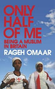 Cover of: Only Half of Me | Rageh Omaar