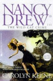 Cover of: The wild cat crime | Carolyn Keene