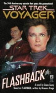 Cover of: Flashback | Diane Carey, Brannon Braga