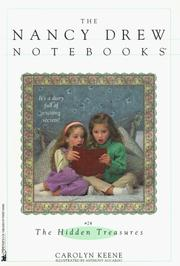 Cover of: The Hidden Treasures Nancy Drew Notebooks 24 | Carolyn Keene