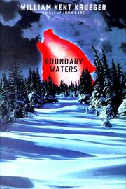 Cover of: Boundary waters | William Kent Krueger