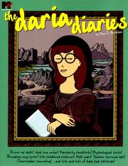 Cover of: The Daria diaries | Anne D. Bernstein