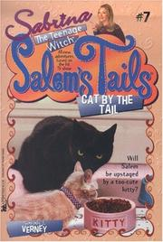 Cover of: Cat by the tail by Sarah J. Verney