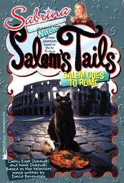 Cover of: Salem Goes to Rome by Cathy East Dubowski