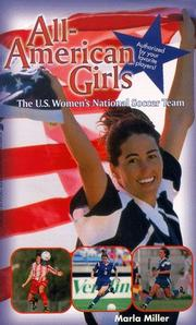Cover of: All American Girls | Marla Miller