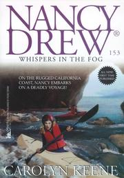 Cover of: Whispers in the fog by Carolyn Keene