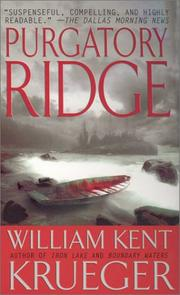 Cover of: Purgatory Ridge (Cork O'Connor Mysteries) | William Kent Krueger