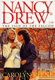 Cover of: The SIGN OF THE FALCON | Carolyn Keene