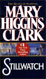 Cover of: Stillwatch | Mary Higgins Clark