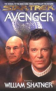 Cover of: Avenger by William Shatner
