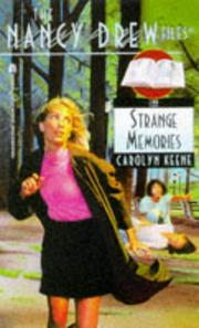 Cover of: Strange Memories The | Carolyn Keene