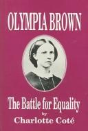 Cover of: Olympia Brown by Charlotte Coté